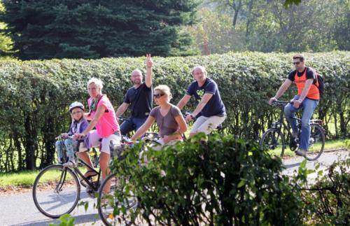 TuS Westfalia Kamen Radtour 2014