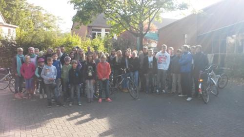 TuS Westfalia Kamen Radtour 2015